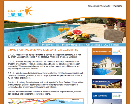 Cyprus Amathusia Living Leisure