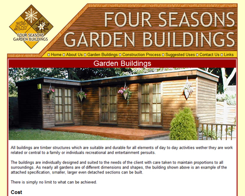 Four Seasons Garden Buildings