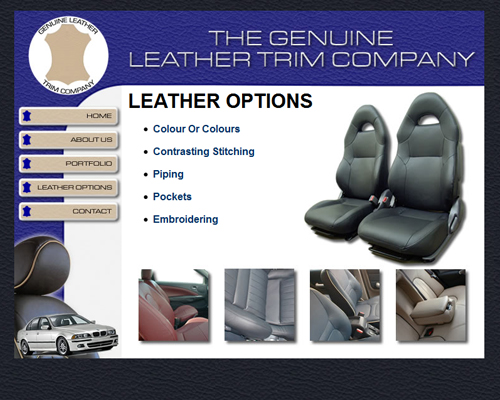 Genuine Leather Trim Co